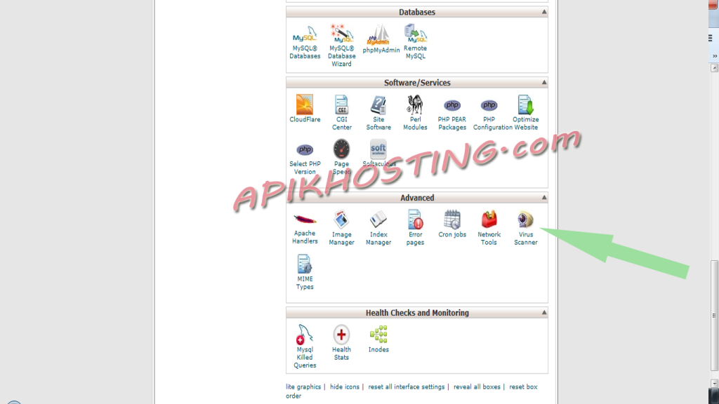tool antivirus apikhosting