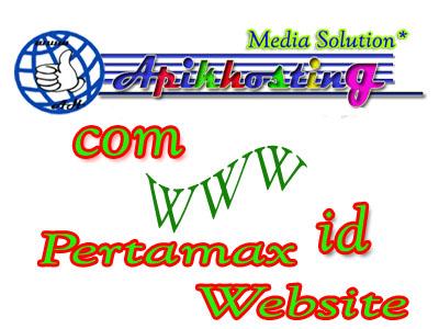 pertamax_website