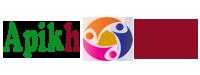 logo apikhosting hosting popular dan diisukai pelanggan copy